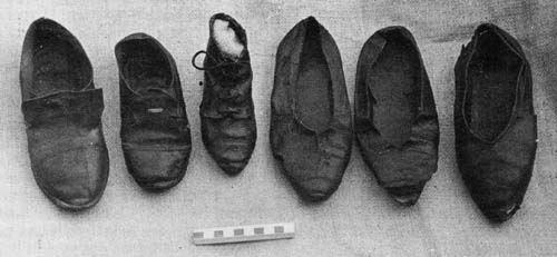 PHOTO: The same shoes after restoration.